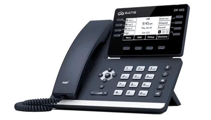 ZIP 45G Desk Phone